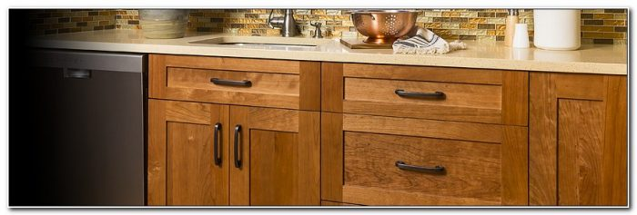 Unfinished Solid Wood Kitchen Cabinets