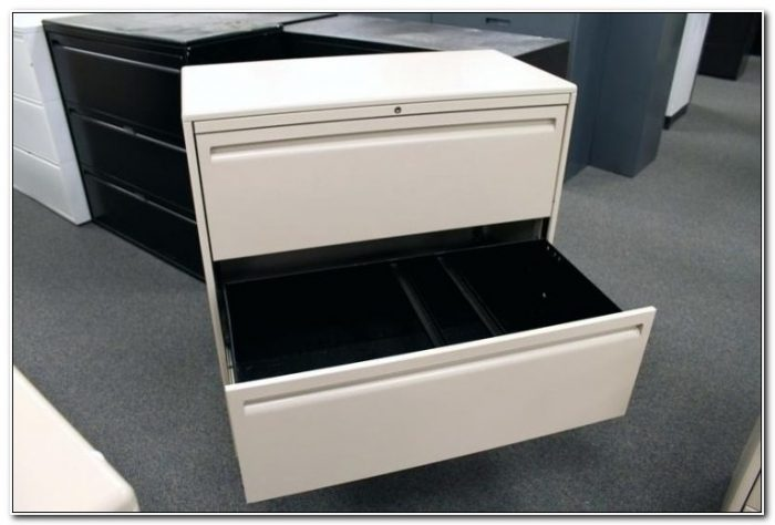 Used 3 Drawer Vertical File Cabinet