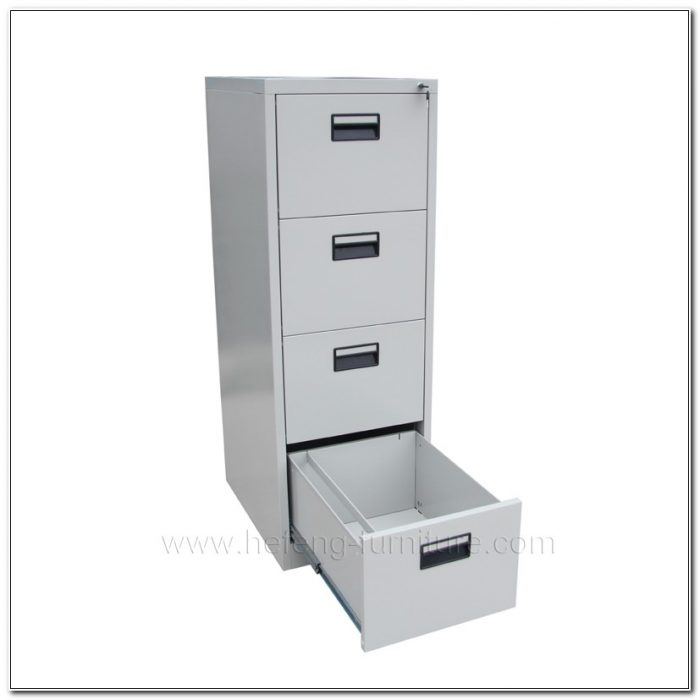 Used 4 Drawer Vertical File Cabinet