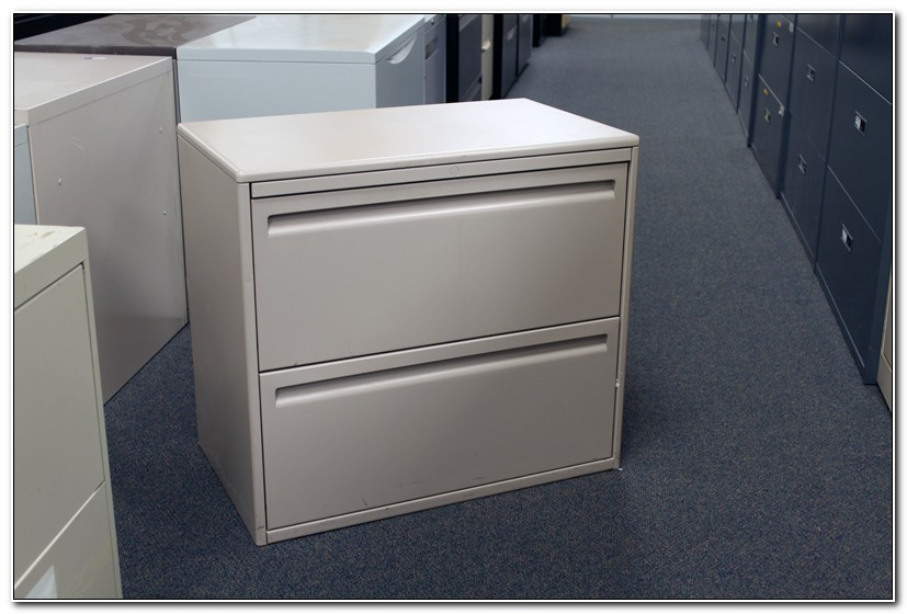 Used Lateral File Cabinet