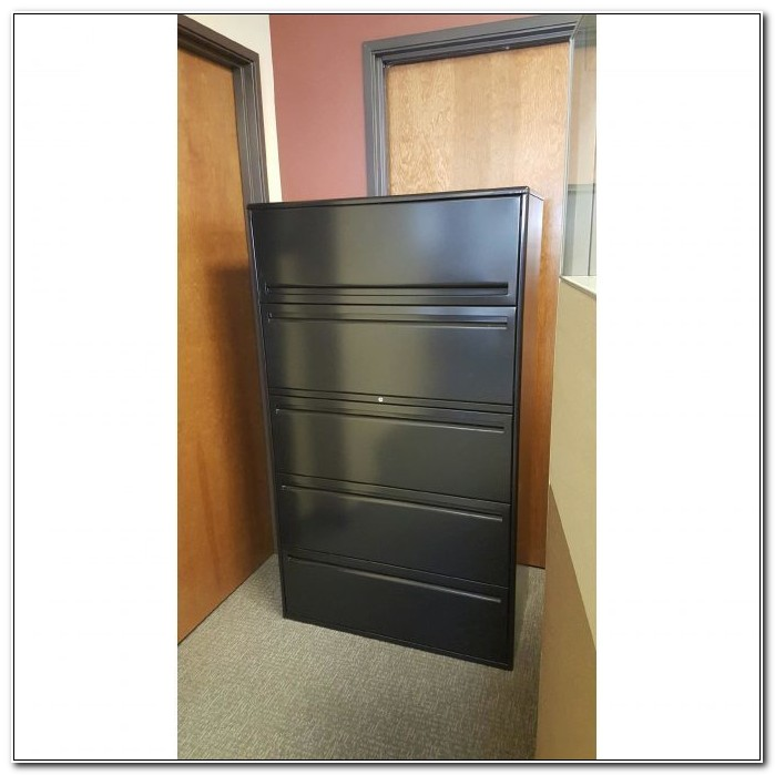 Used Lateral File Cabinets Chicago