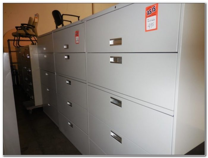 Used Lateral File Cabinets San Diego