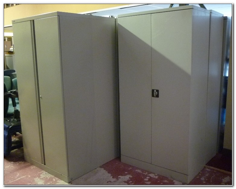 Used Metal Office Cabinets