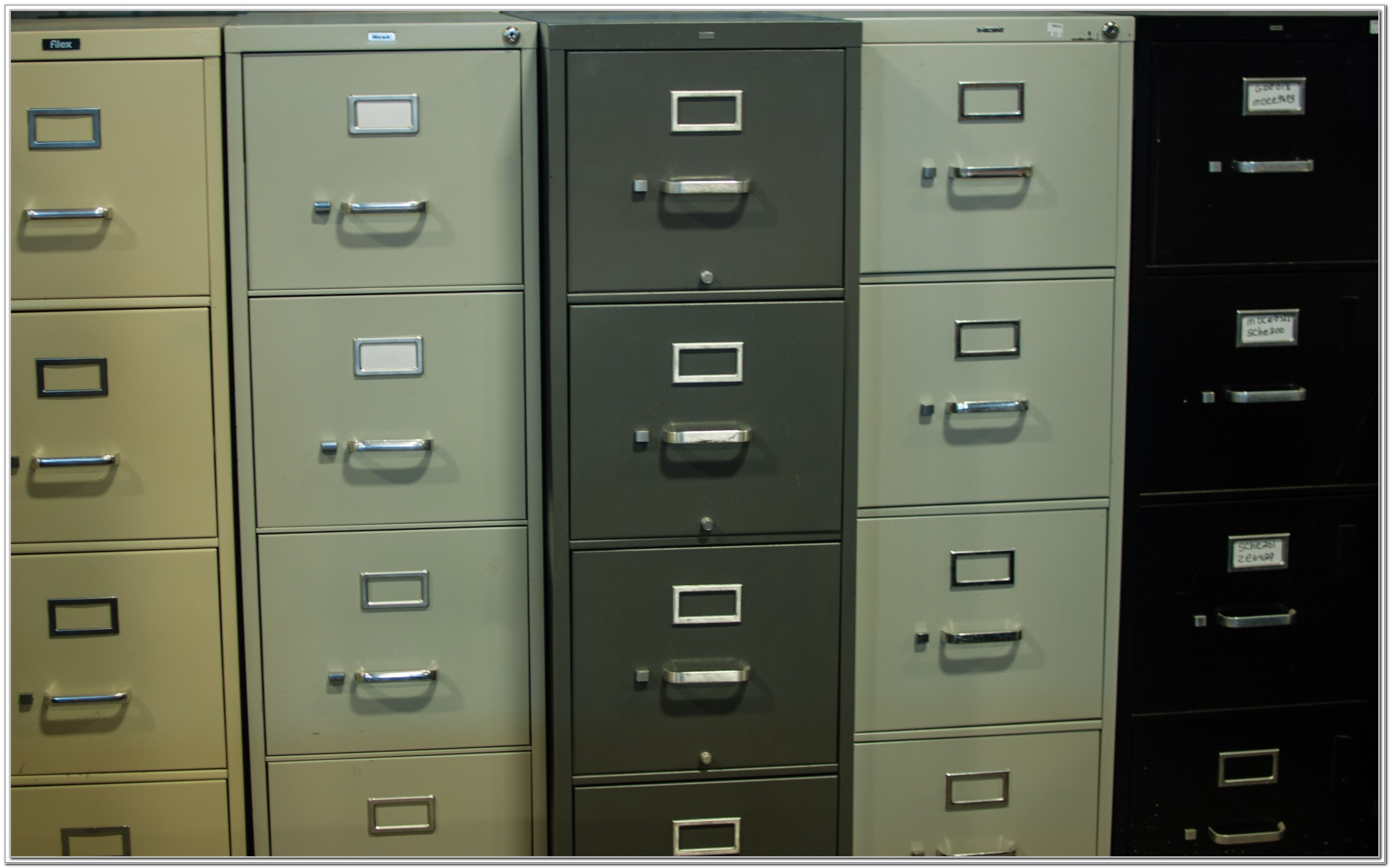 Used Office File Cabinets