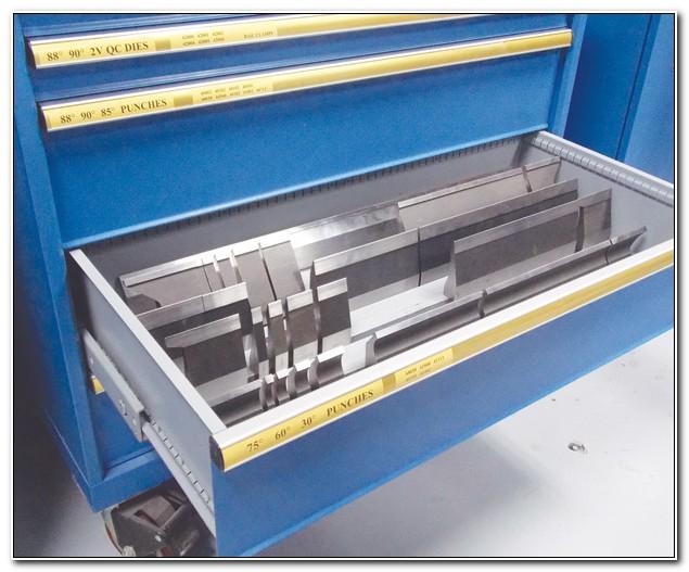 Used Press Brake Tooling Cabinet