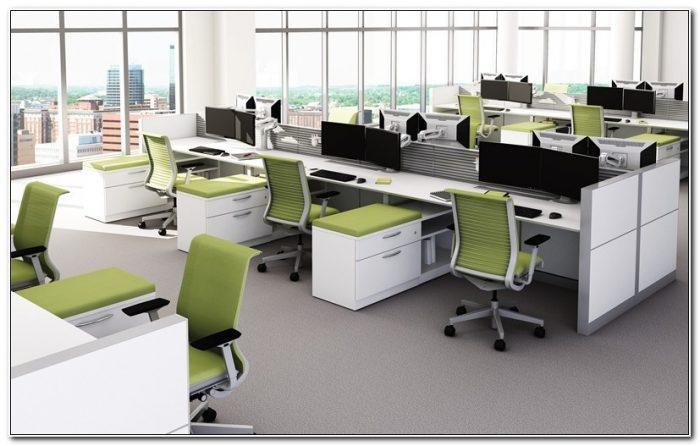 Used Steel Office Furniture