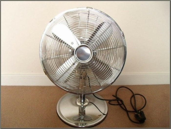 12 Inch Desk Fan Tesco