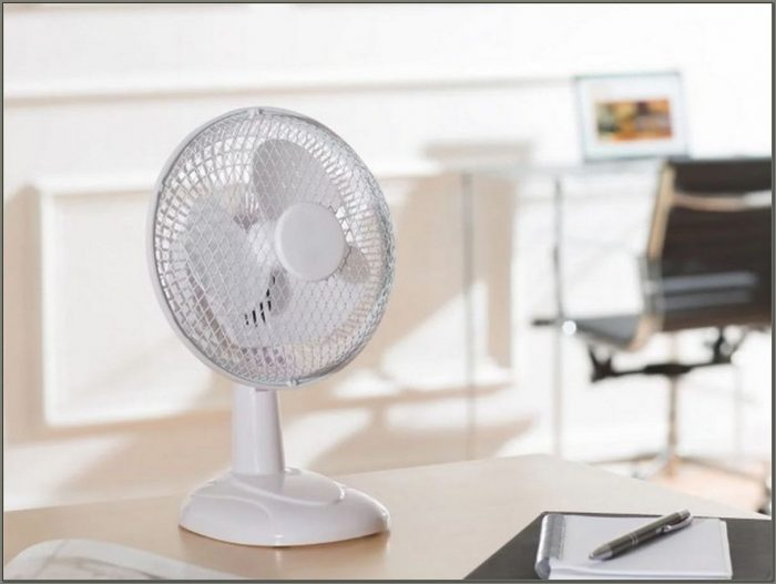 9 Inch Desk Fan Wilko