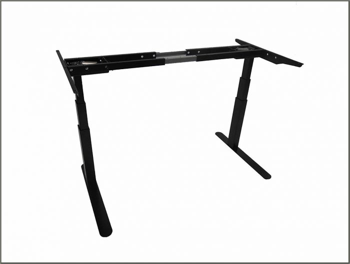 Adjustable Height Desk Base Only