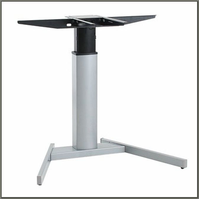 Adjustable Height Desk Base