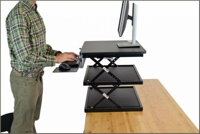 Adjustable Stand Up Desk Topper