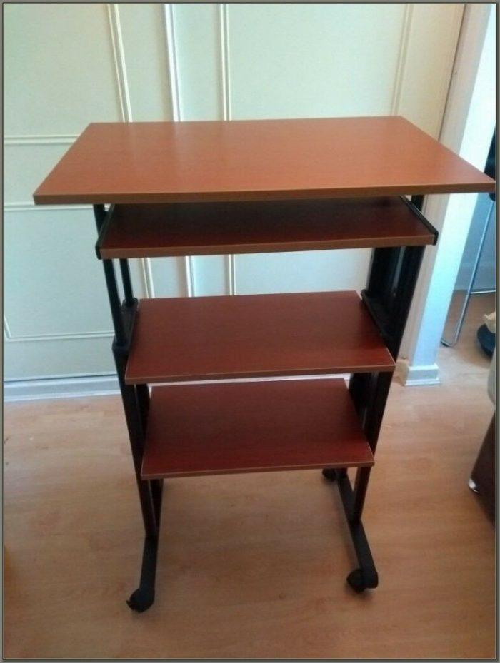 Adjustable Stand Up Sit Down Desk