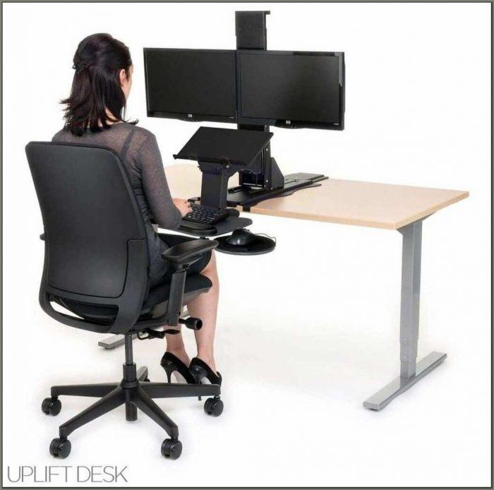Adjustable Standing Desk Converter Ikea