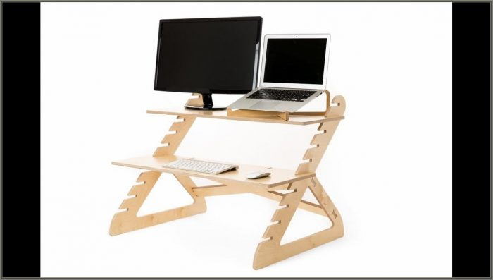 Adjustable Standing Desk Design