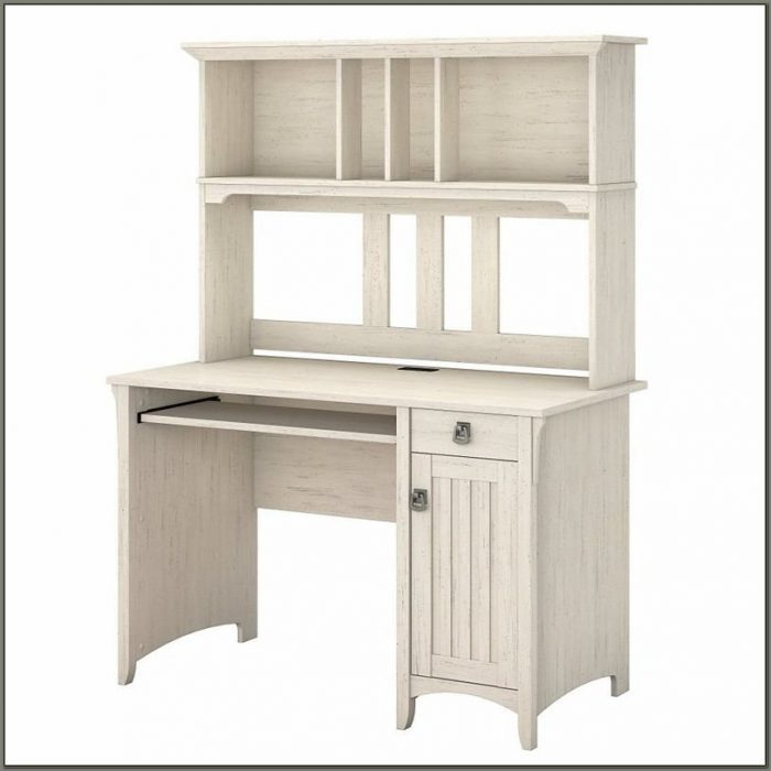 Antique Desk With Hutch