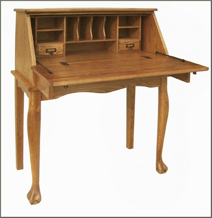 Antique Drop Down Desk
