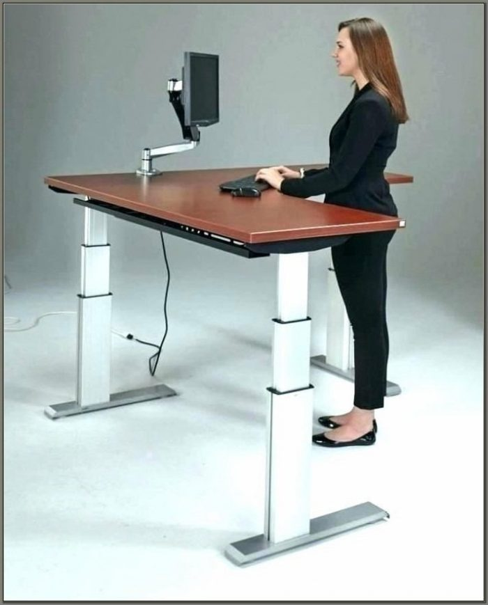 Automatic Height Adjustable Desk