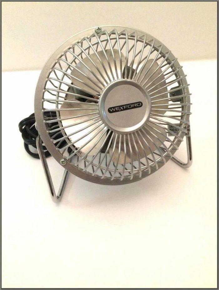 Battery Operated Desk Fan Argos