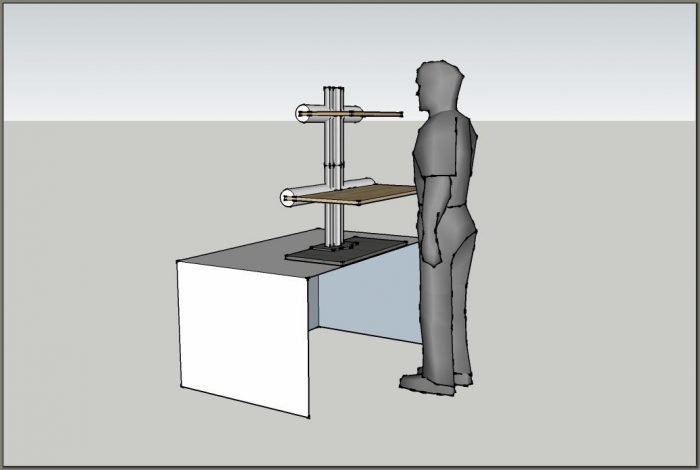 Best Adjustable Standing Desk 2016