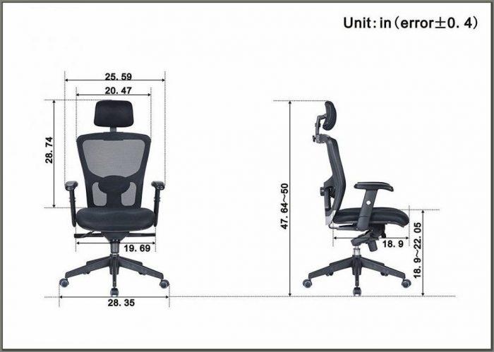 Best Ergonomic Desk Chair Under 300