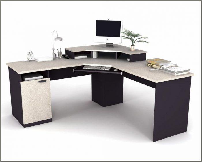 Bestar Hampton Corner Desk