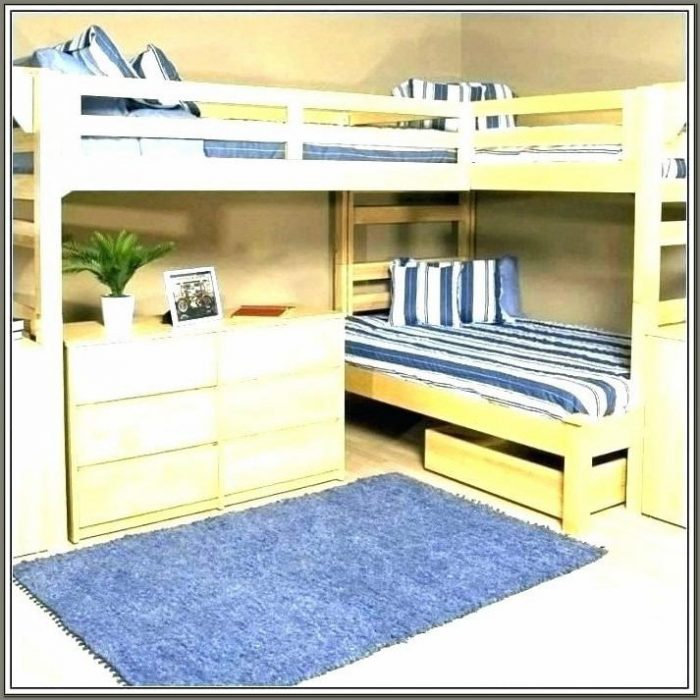 Bunk Beds With Desk And Dresser