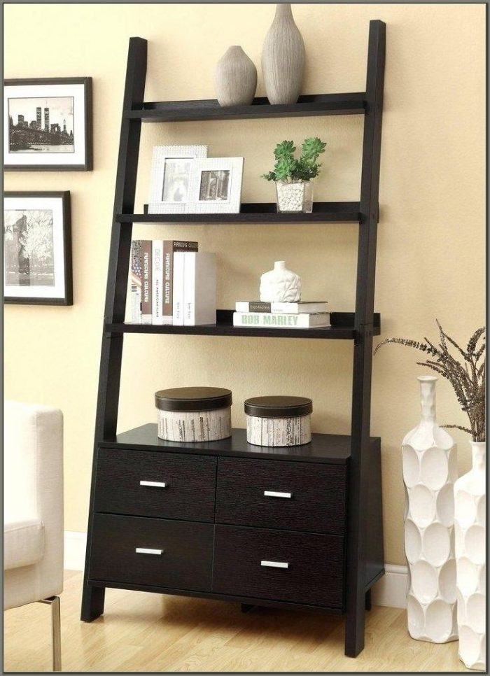 Bush Alamosa Ladder Desk
