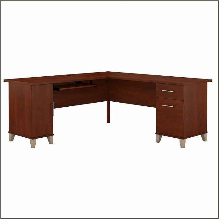 Bush Furniture L Shaped Desk Amazon