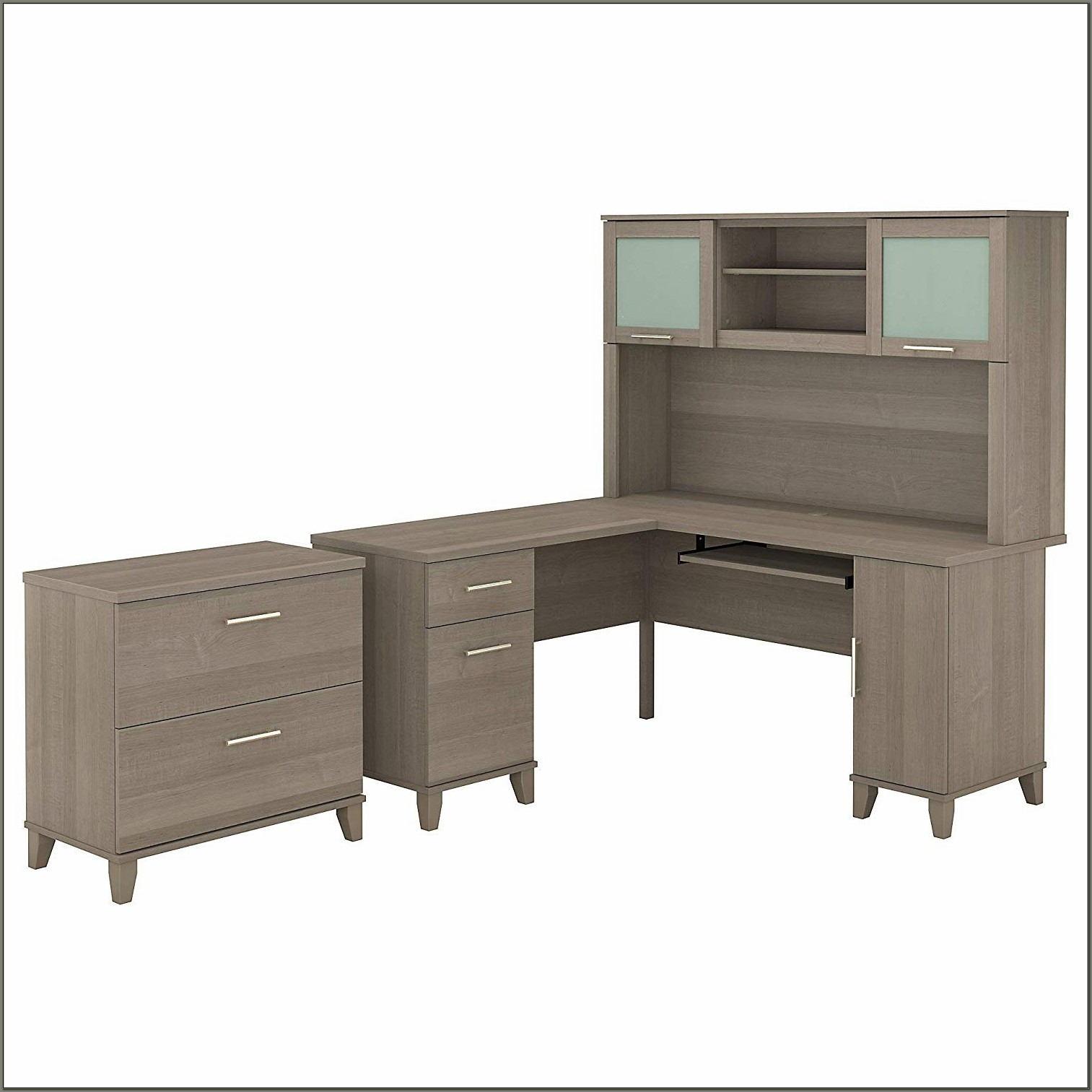 Bush Somerset L Shaped Desk