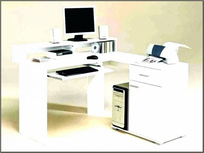 Cheap Corner Computer Desk For Small Spaces