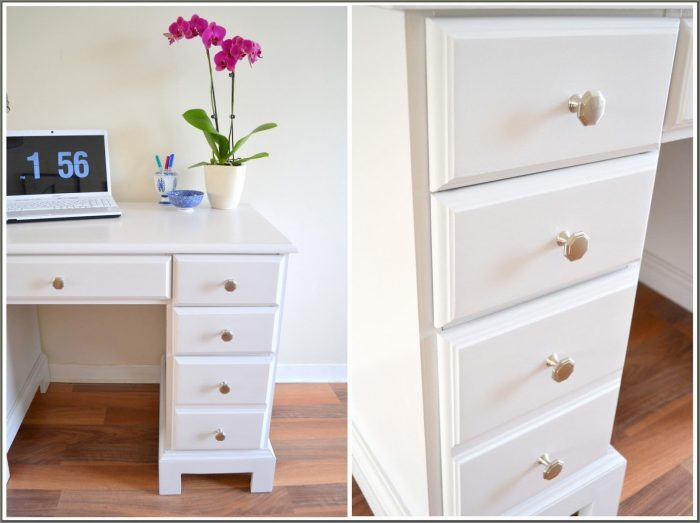 Cheap Desk With Drawers