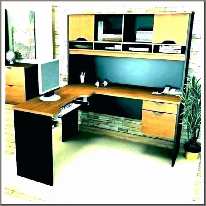 Cheap L Shaped Desk With Hutch