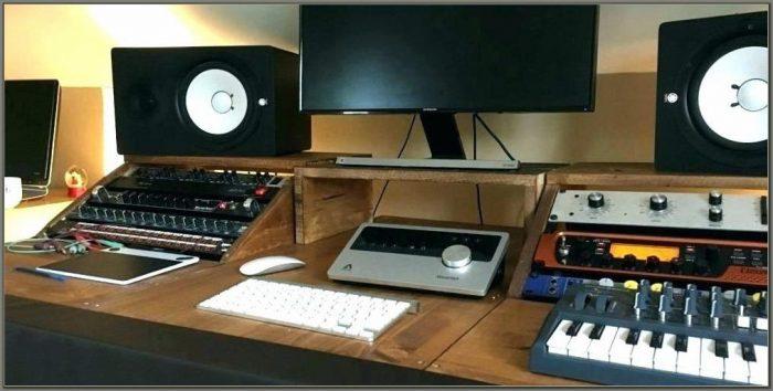 Cheap Recording Studio Desk
