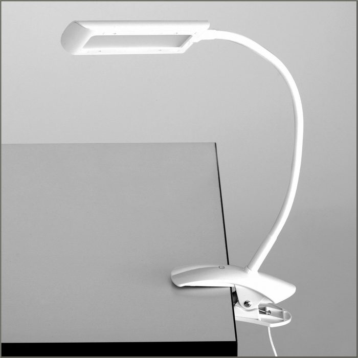 Clamp On Desk Lamp Walmart
