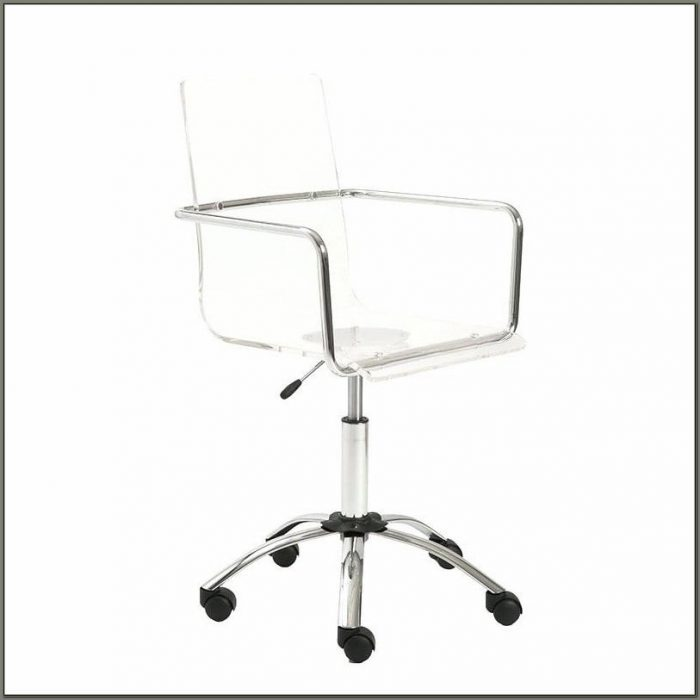 Clear Desk Chair Ikea