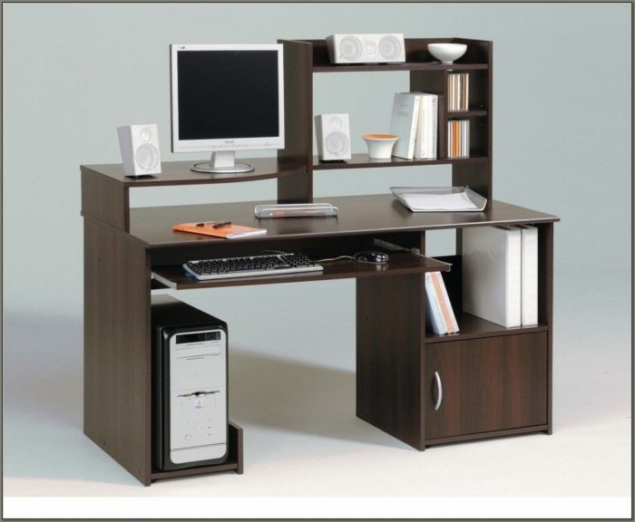 Computer Desk Designs For Home