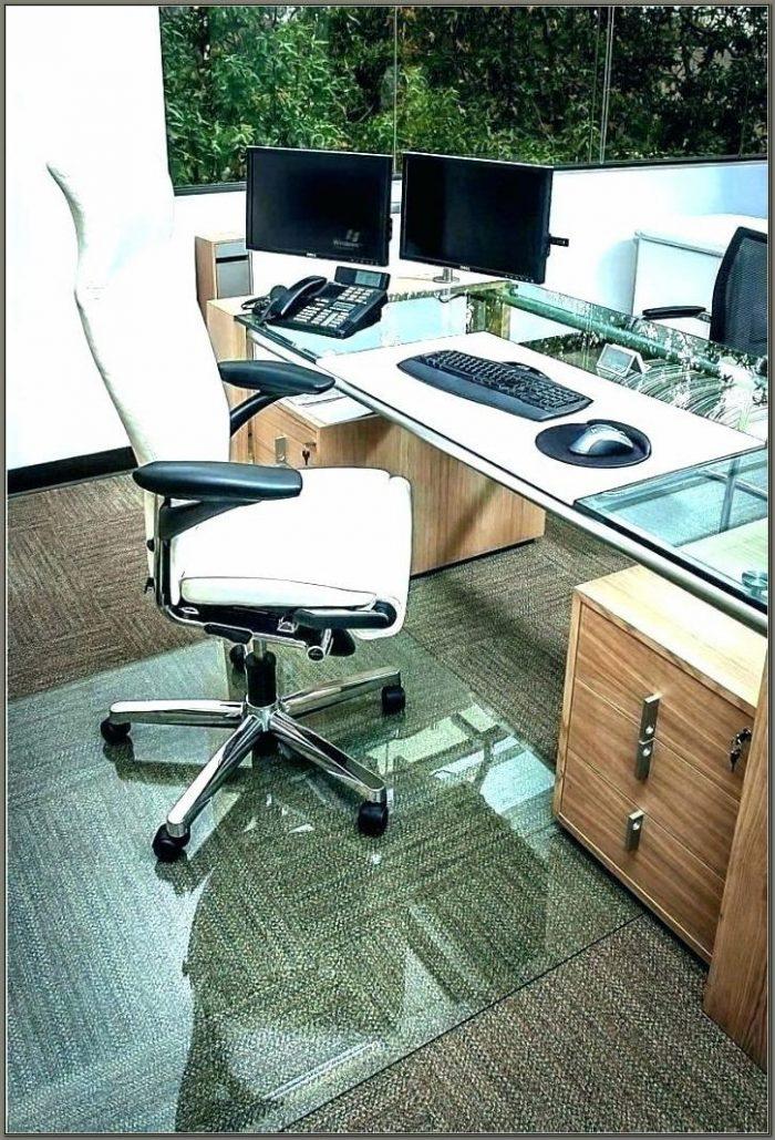 Computer Desk Floor Mats