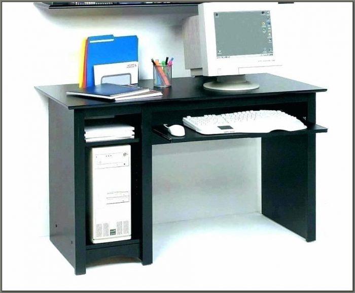 Computer Desk On Casters