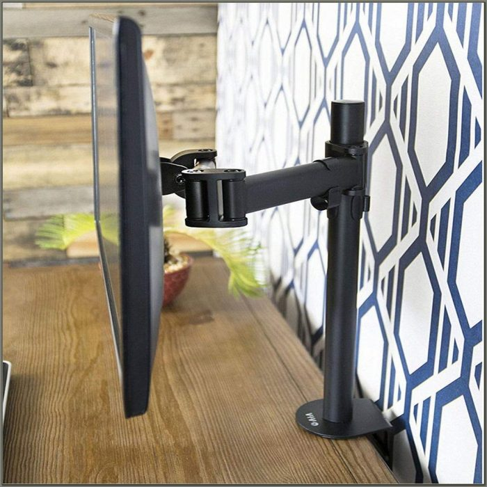 Computer Monitor Swing Arm Desk Mount