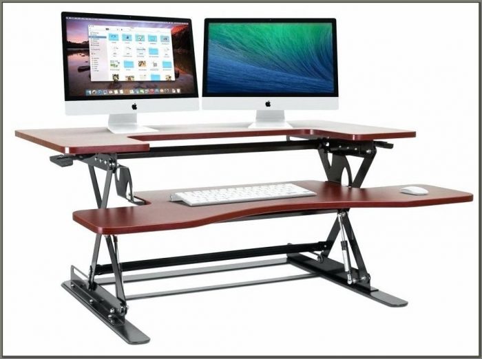 Convert Desk To Standing Workstation