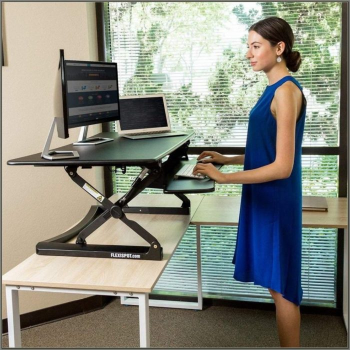 Convert Normal Desk To Standing Desk