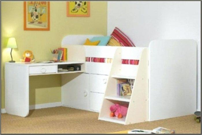Desk Bunk Bed Ikea