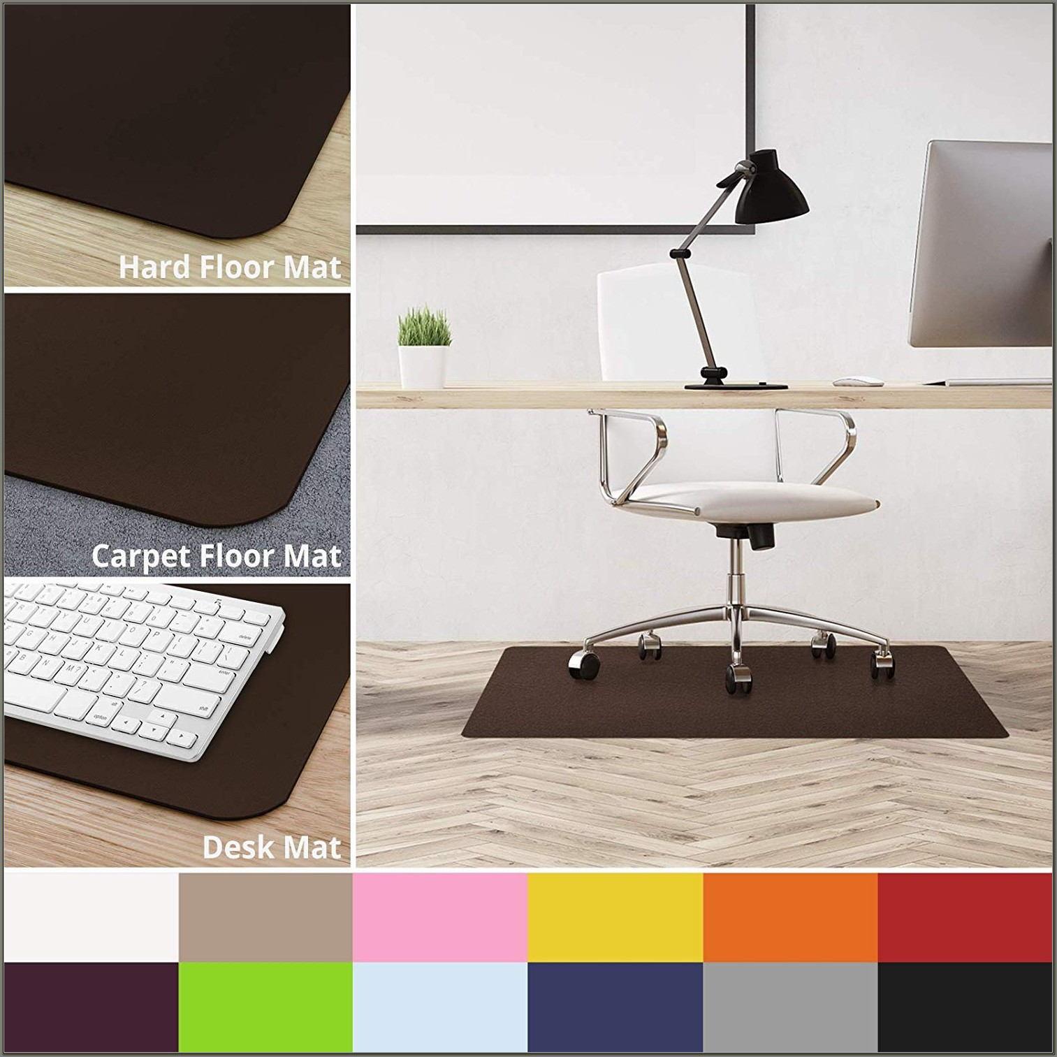 Desk Chair Floor Mat Amazon