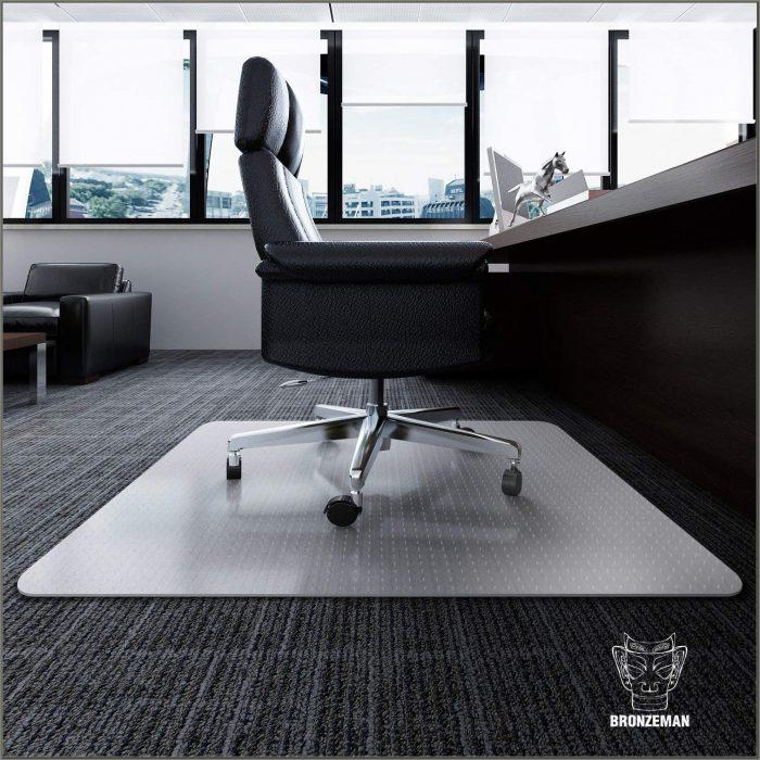 Desk Chair Floor Mat For Carpet