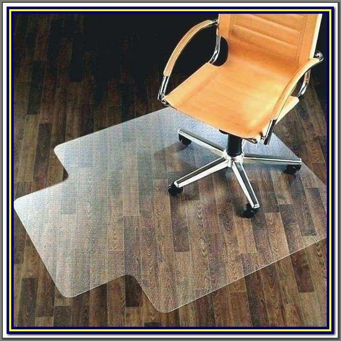 Desk Chair Floor Mat Hardwood Floors