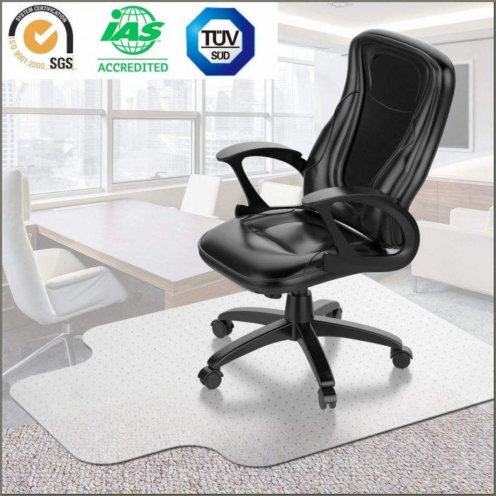 Desk Chair Floor Protector Carpet