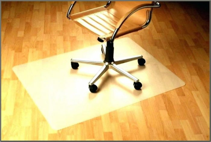 Desk Chair Floor Protector Hardwood