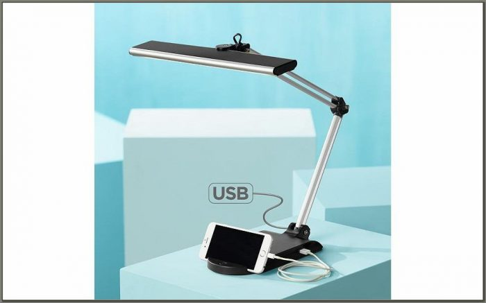 Desk Lamp With Usb Port