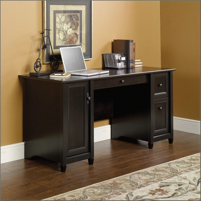 Desk With Piano Keyboard Drawer