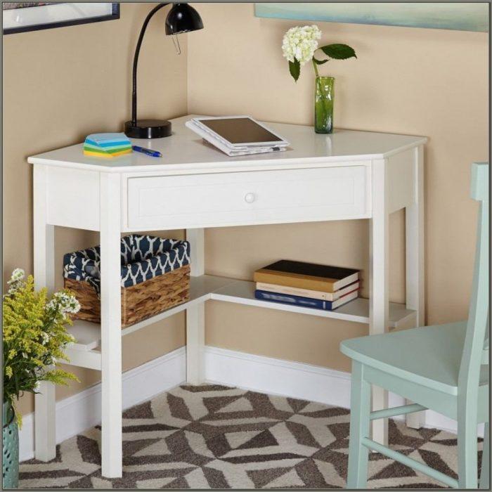 Desks For Small Spaces White